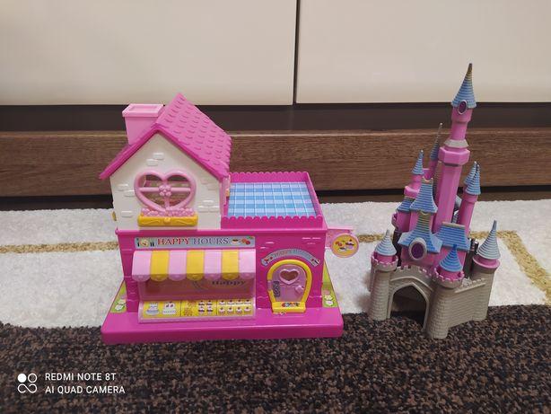 Domek i zamek zabawka