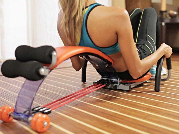Kołyska do ćwiczeń mięśni brzucha SPORT SLIM FLEX 9386 HURT-DETAL