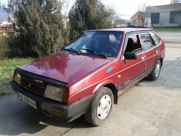 Продам ВАЗ 2109 1995 рік