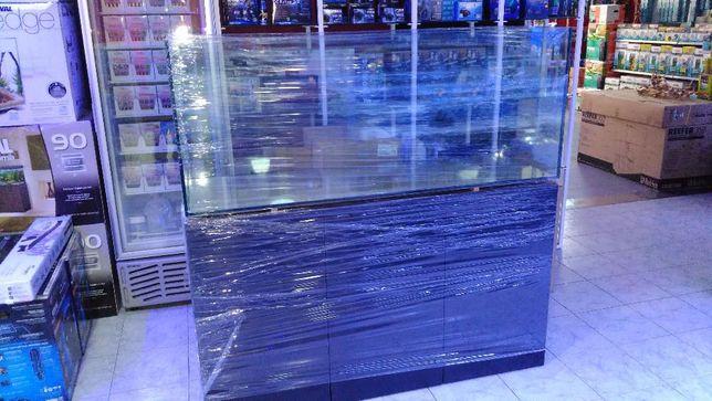 Aquario novo 150cm com móvel