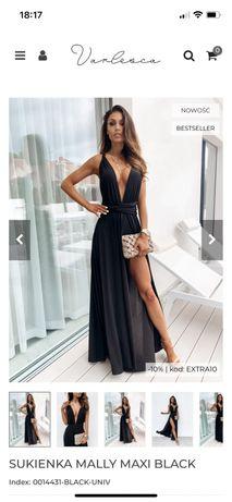 Piekna elegancka sukienka r.uniwersalny.