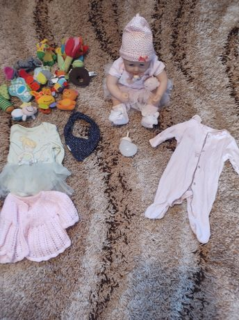 Кукла Беби Анабель (оригинал).9 версия.2012 года.