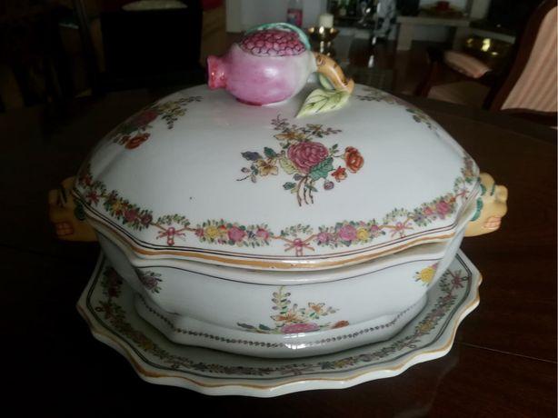 Terrina porcelana chinesa