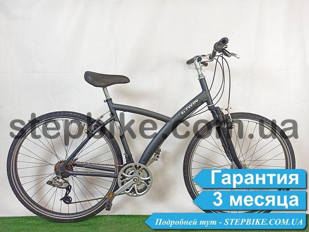 """Велосипед Городской Алюминиевый из Германии B'twin original 520 28"""""""