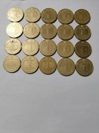 Монеты 1 гривна 2006год