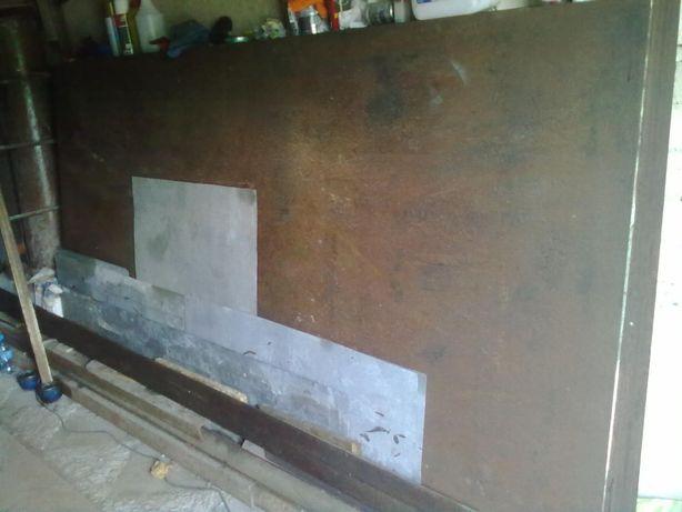 Металл листовой (металл в листах)