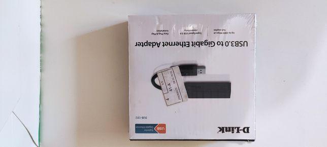 Адаптер DUB-1312 USB 3.0 Gigabit