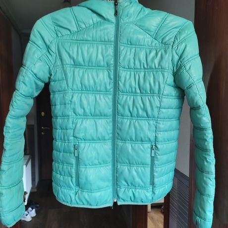 Демисезонная куртка на девочку ZARA 12-14 лет