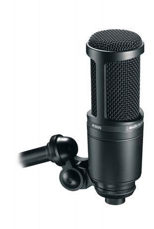 Microfone Condensador Audio-Technica - AT2020