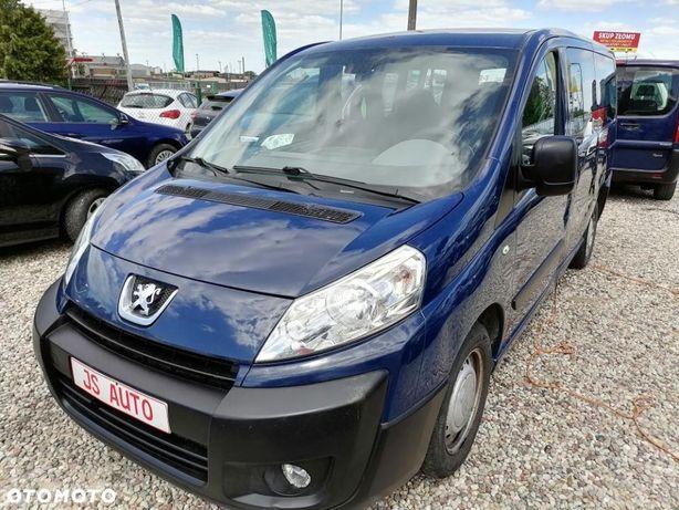Peugeot Expert 1.6 HDI klimatyzacja 9 miejsc