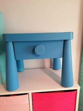 Mesa de cabeceira criança Ikea