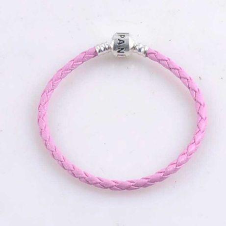 Pandora браслет розовый