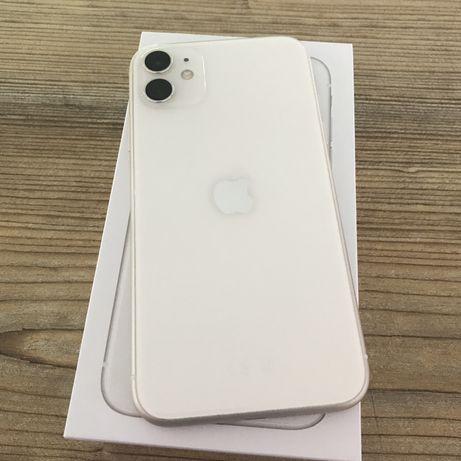 Магазин! iPhone 11 64gb White Neverlock! Гарантия! Обмен!
