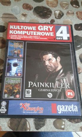 Gra CD Painkiller - czarna edycja
