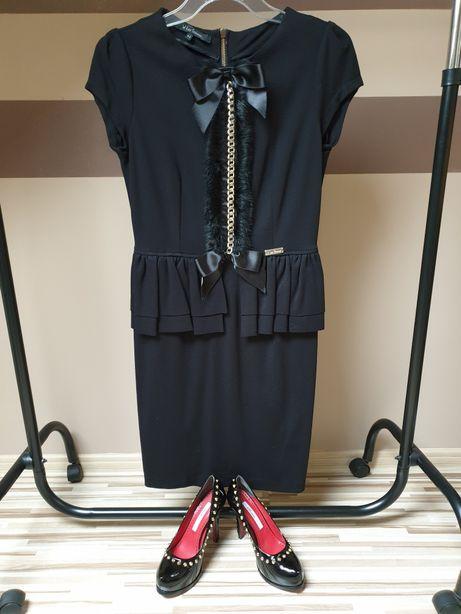 Sukienka Las Femmes
