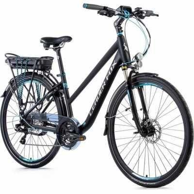 Rower elektryczny trekkingowy Leader Fox Forenza e-bike