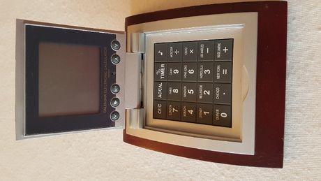 Calculadoras Relógios de Secretária - Novos