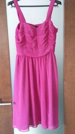Sukienka z H&M, r. 40, kolor fuksji