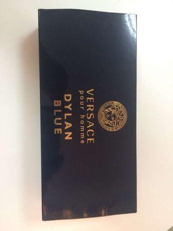 Versace Dylan Blue - zestaw upominkowy