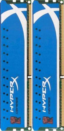 Модуль памяти DDR3 2 x 4 ГБ Kingston HyperX (KHX1600C9D3K2/8GX)