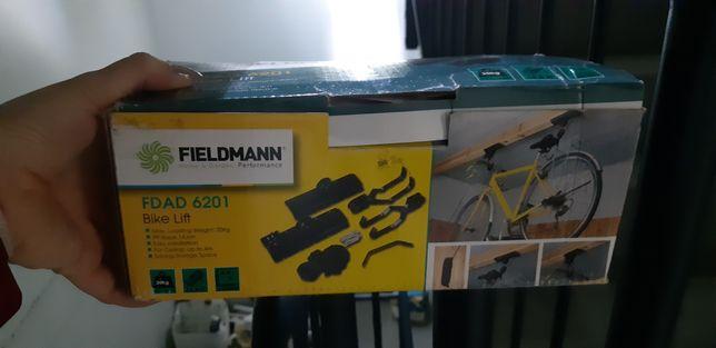 Uchwyt rowerowy montowany do sufitu