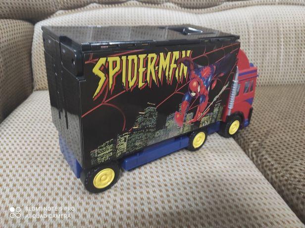 Camião SpiderMan