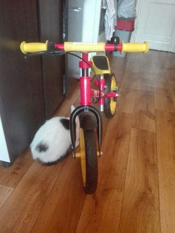 Rowerek biegowy tanio