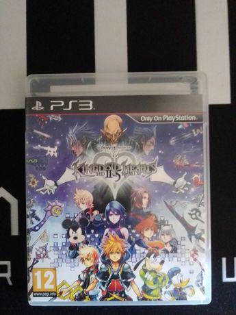 Kingdom Hearts HD 2.5 ReMIX - usado e completo