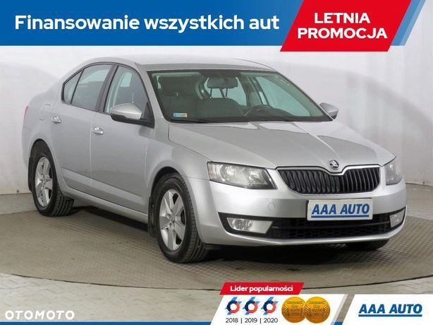Škoda Octavia 1.4 TSI, Salon Polska, Serwis ASO, Klima