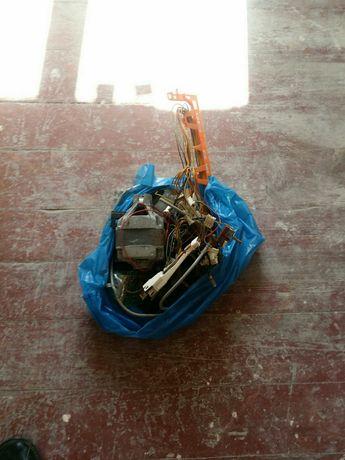Мотор до пральної машинки,помпа,та електрика.