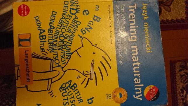 Książki do nauki języka angielskiego - używane
