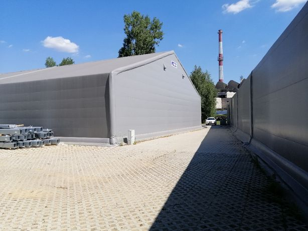 Hala magazynowa Ozorków - 1000mkw