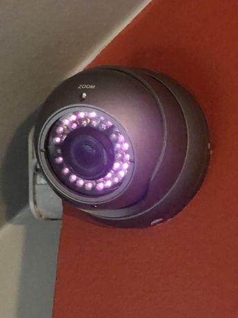 GC-DM460IR30 Kamera Kopułkowa 600 LINII 2.8-12MM IR 30M