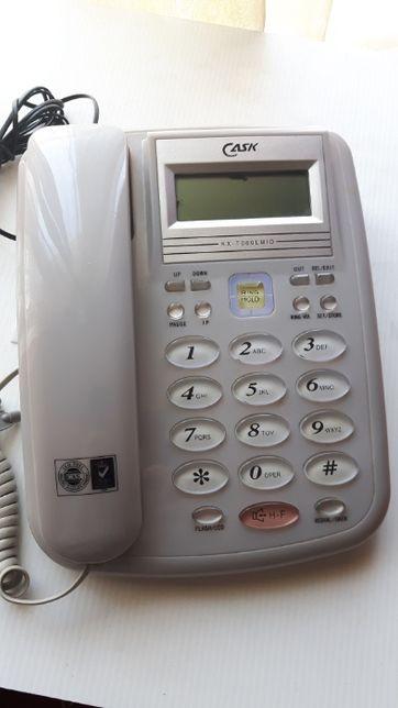 Telefones fixos, com e sem display (vários modelos)