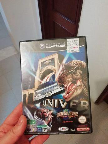 Universar Studios Theme park´s Adventure Gamecube
