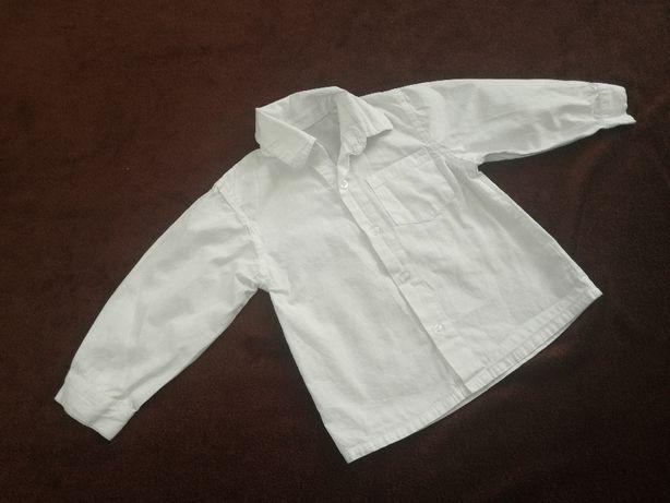 koszula biała elegancka wizytowa 92 st bernard