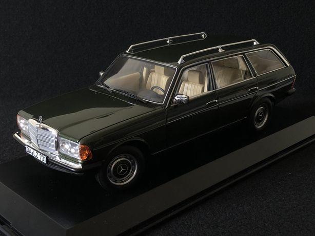 1:18 Norev Mercedes-Benz 230 T W123 Kombi zielony