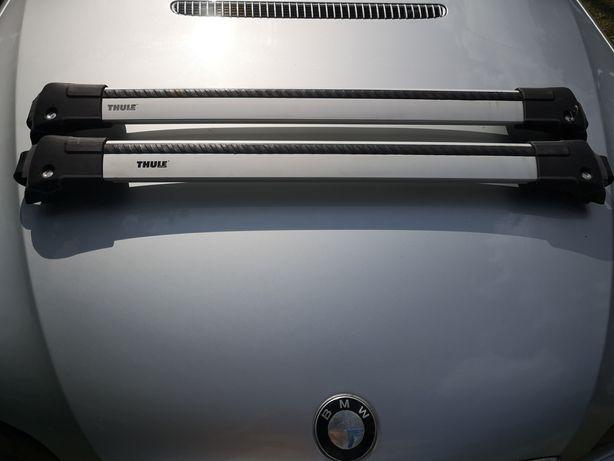 Bagażnik dachowy Thule WingBar Edge 958X/ 958XB S/M