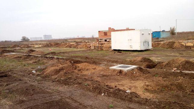Продам участок в Фонтанке на улице Медовой с фундаментом