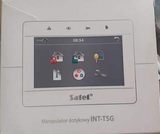 Manipulator dotykowy INT-TSG-WSW SATEL