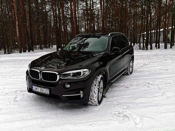 BMW X5 F15 Krajowy 2wł. od nowości Bezwypadkowy Stan Idealny