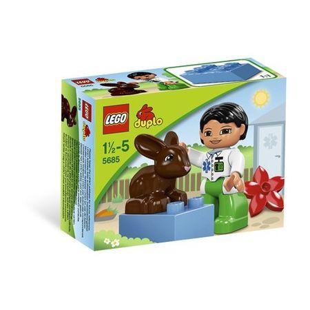 Lego Duplo 5685 - Weterynarz