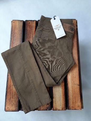 AERONAUTICA MILITARE spodnie khaki 38 za 280 zamiast 595 zł