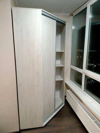 Збирання меблів: шафи купе, комоди, столи, стільці, тумби, дивани...