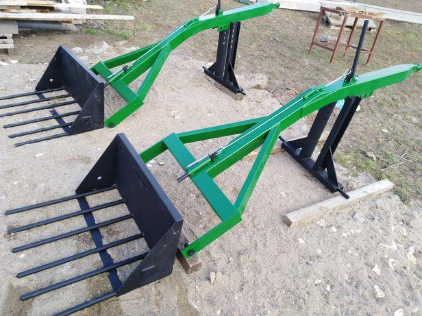 Ładowacz tył tur linka lub hydraulika Nowy TRANSPORT Gwarancja
