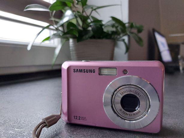 Aparat cyfrowy Samsung ES17 różowy