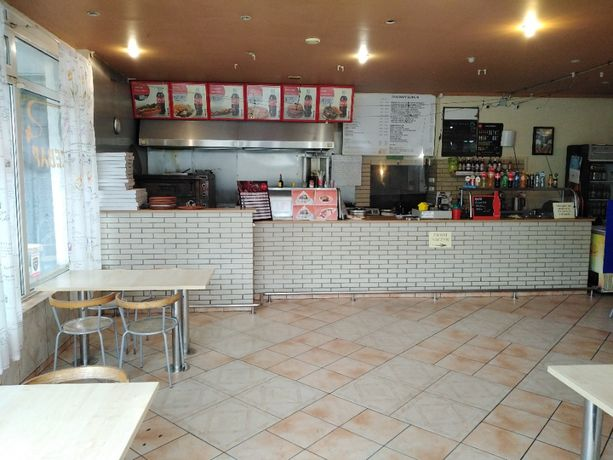 Lokal za odstępne, do odstąpienia. Kebab pizza