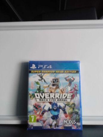 Override: Mech City Brawl Super Charged Mega Edition PS4 (NOVO/SELADO)
