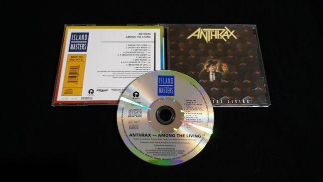 Anthrax- Among The Living