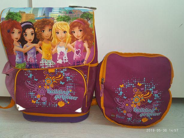 Школьный ортопедический рюкзак + сумка